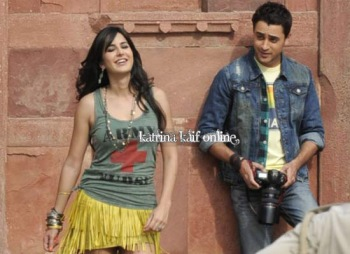 Katrina_Kaif_and_Imran_Khan_shoot_for_Mere_Brother_Ki_Dulhan_at_Agra_Fort_28229