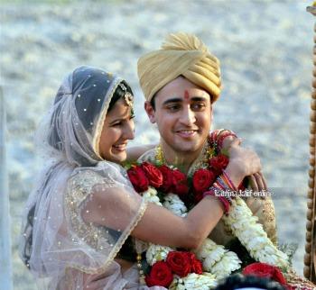 """Shooting of the film ""Mere Brother ki Shadi"""