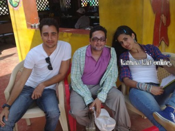Katrina_Kaif_and_Imran_Khan_shoot_Dhaba_Song_for_Mere_Brother_Ki_Dulhan