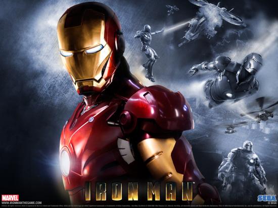 Donghae … Iron Man