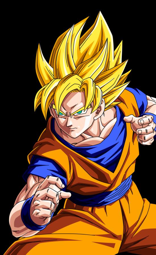 Henry … Goku
