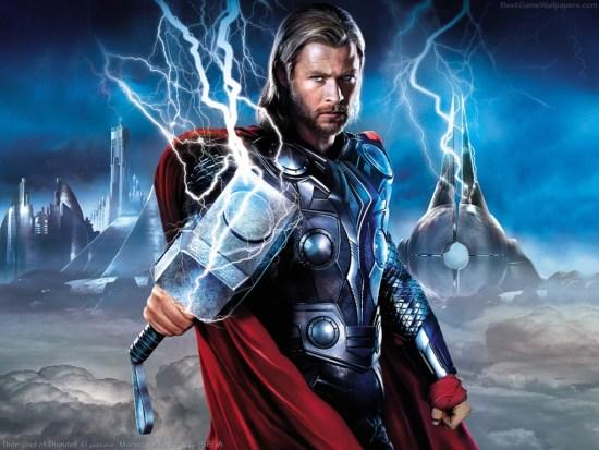 Kangin … Thor
