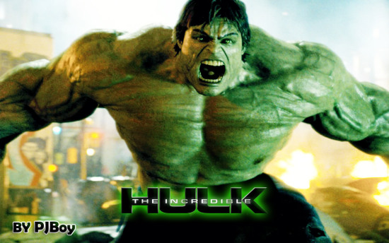 Shindong … The Hulk