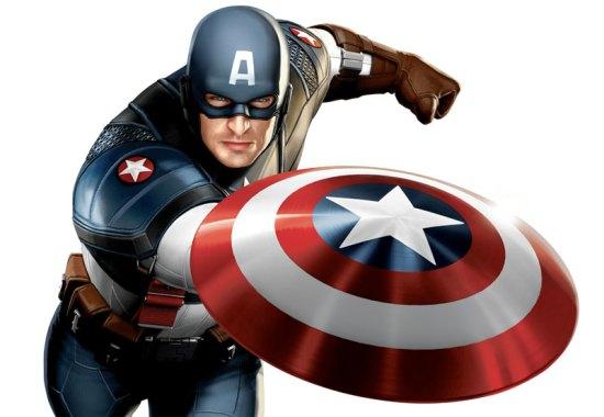 Siwon …. Captain America
