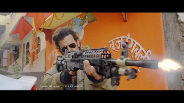 BANG BANG! Official Teaser - Hrithik Roshan_ Katrina Kaif 109