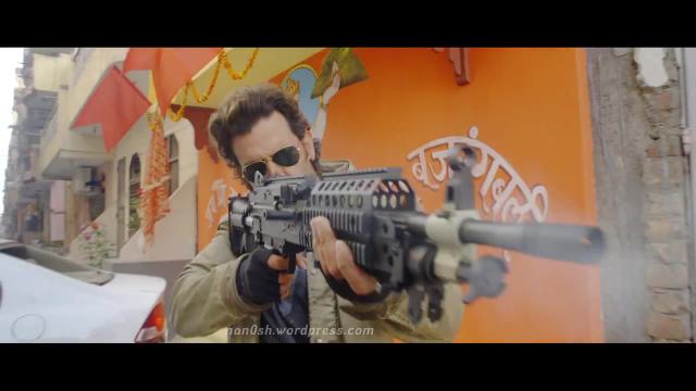 BANG BANG! Official Teaser - Hrithik Roshan_ Katrina Kaif 110